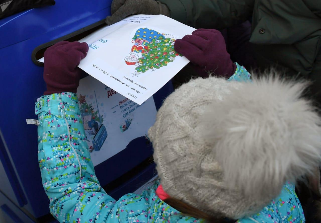 В Ярославской области более двух тысяч почтовых ящиков ждут письма Деду Морозу
