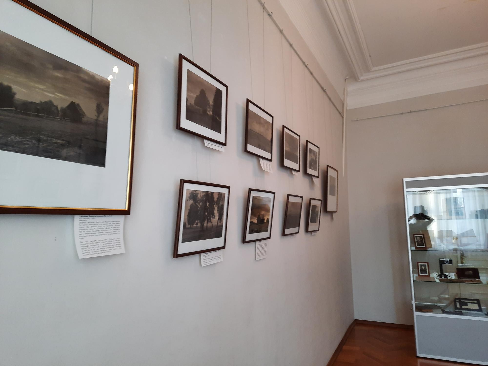 В музее-заповеднике «Карабиха» открыли новые выставки
