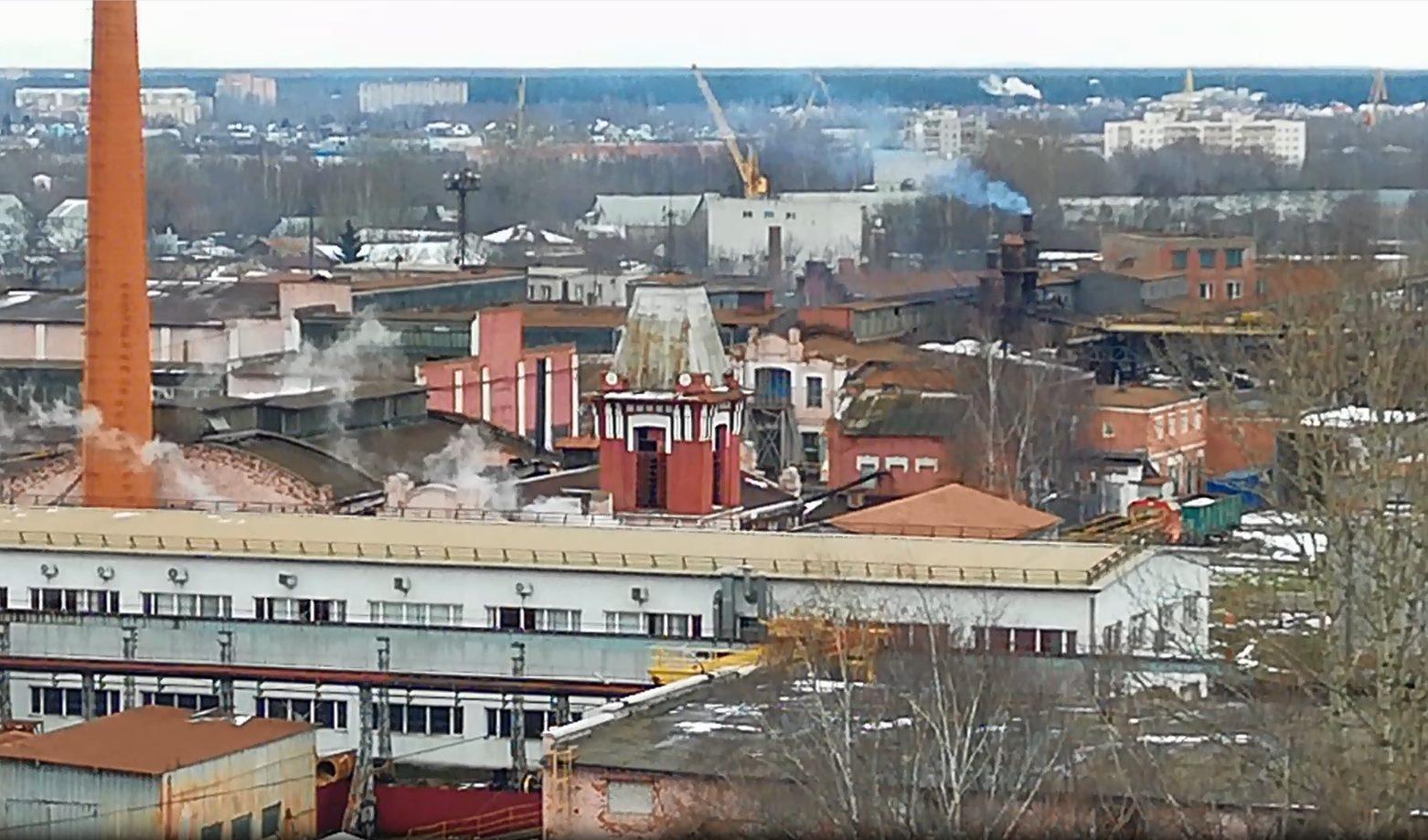 Ярославский электровозоремонтный завод проверят на соблюдение требований по охране атмосферного воздуха