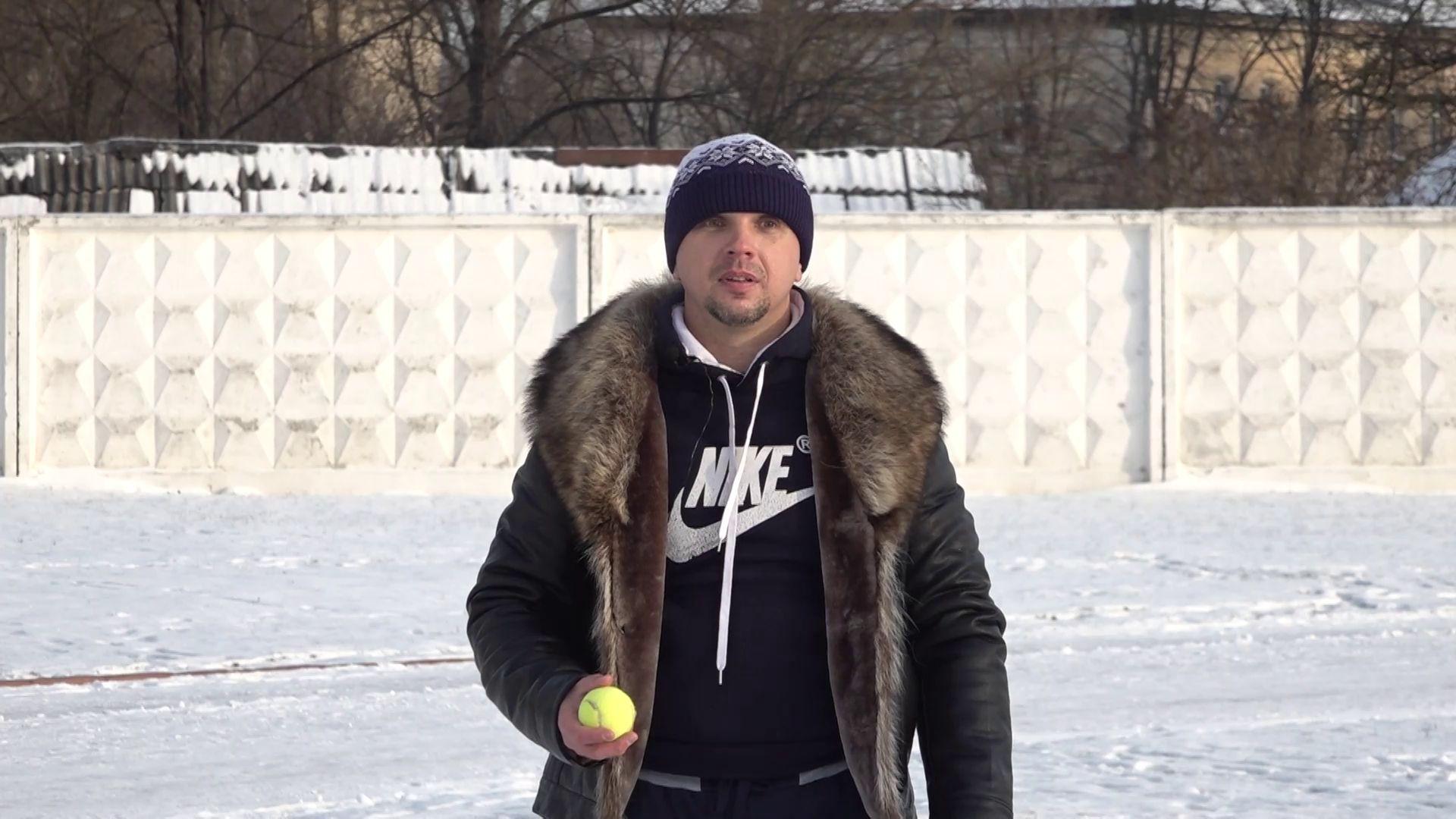 Житель Углича, потерявший зрение, получил золотой значок ГТО