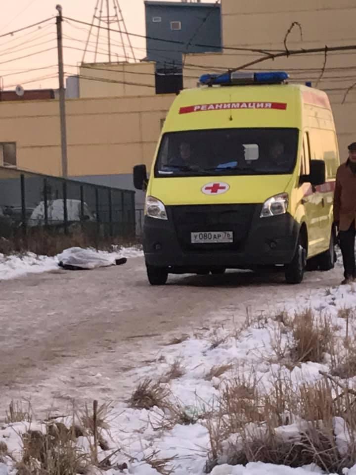 В Ярославле мужчина внезапно скончался на улице