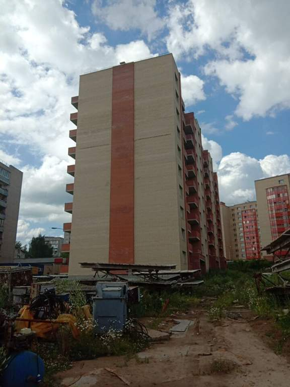 Проблемный дом на улице Слепнева должны достроить уже в следующем году