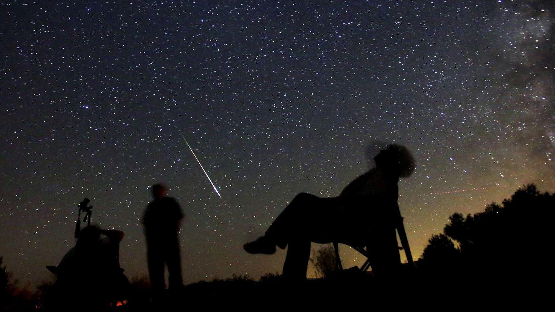В небе над Ярославской областью прогнозируют звездопад