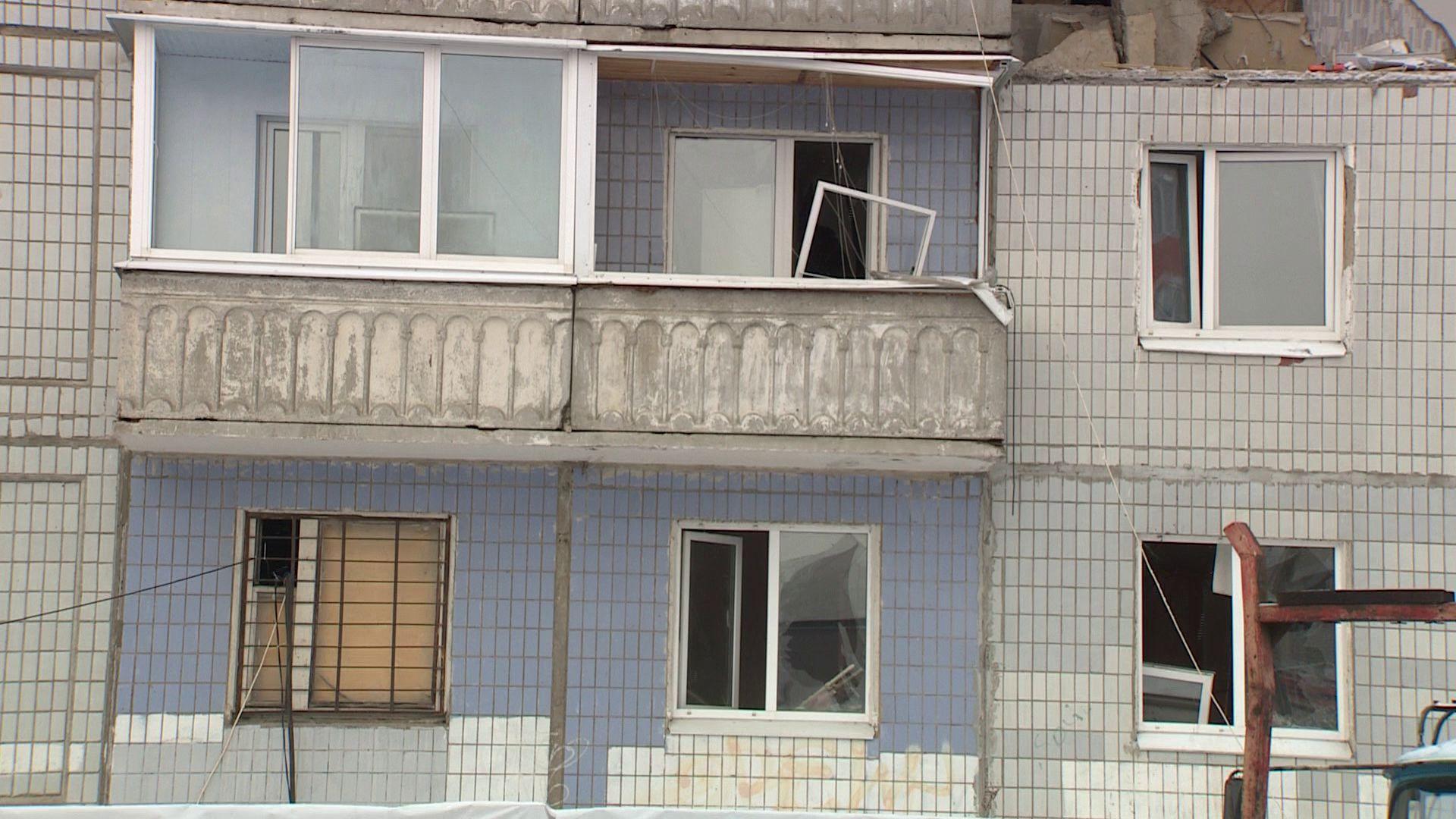 Жителю пострадавшей при взрыве газа квартиры не хватает компенсации на покупку нового жилья