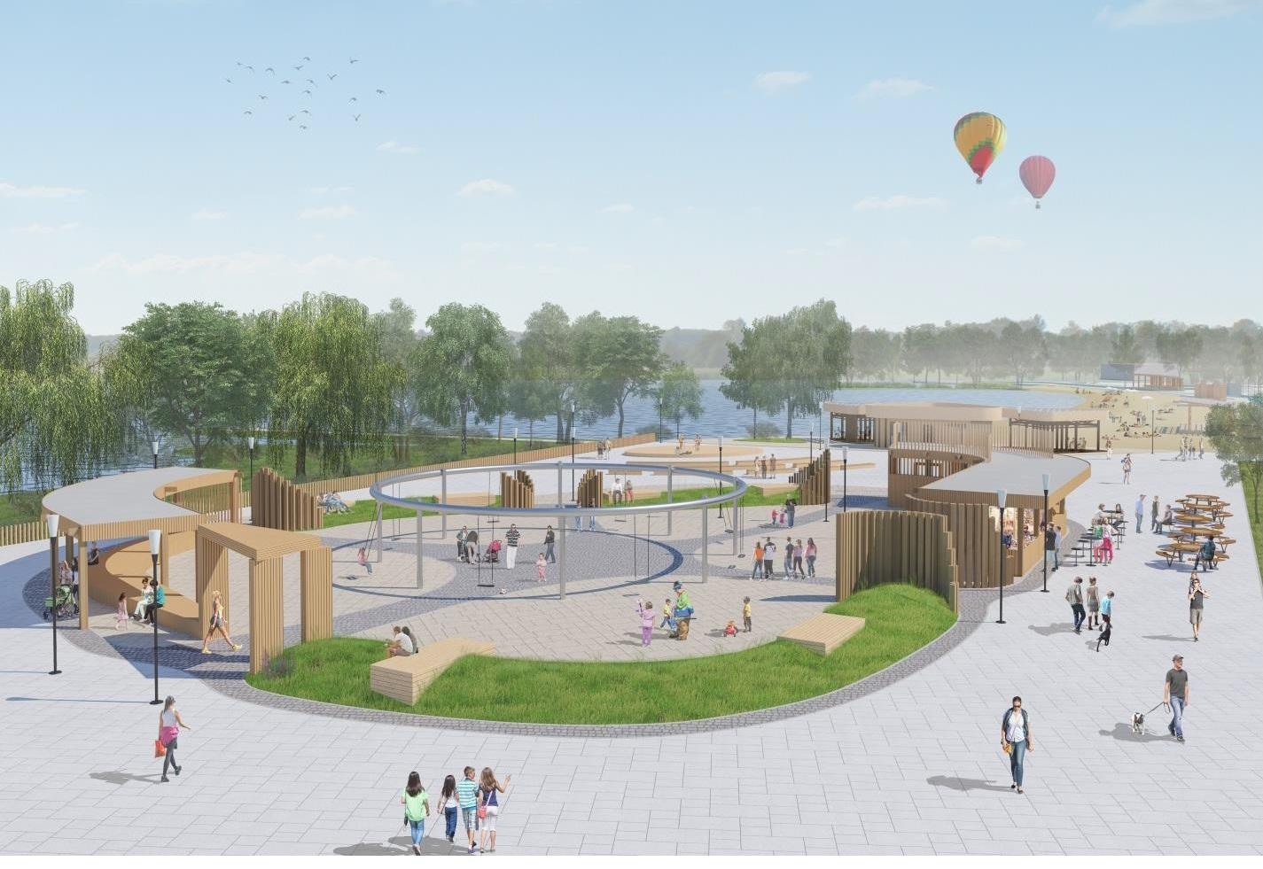 Благоустройство центра Углича и прибрежной зоны Плещеева озера завершат до конца следующего лета