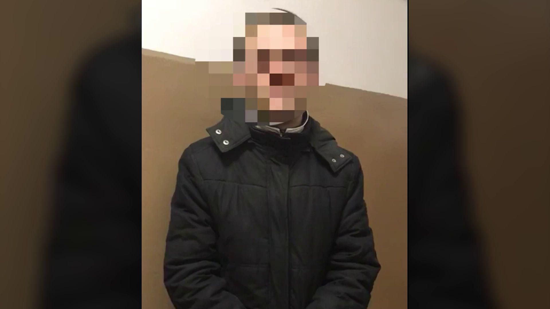 В Рыбинске перехватили курьера для осужденных