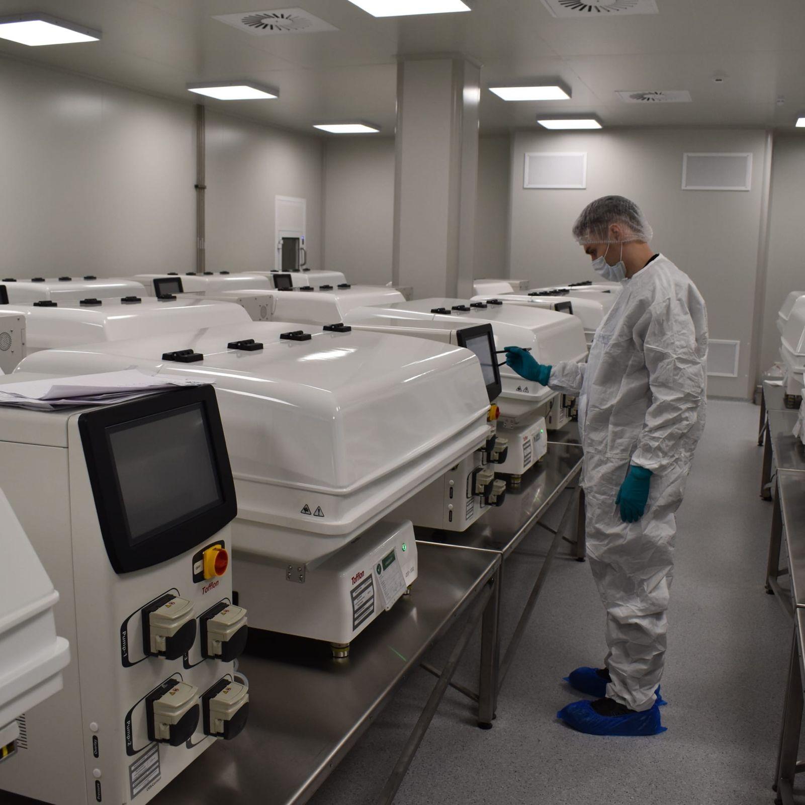 Дмитрий Миронов: в Ярославской области будет производиться вакцина от коронавируса для миллионов россиян