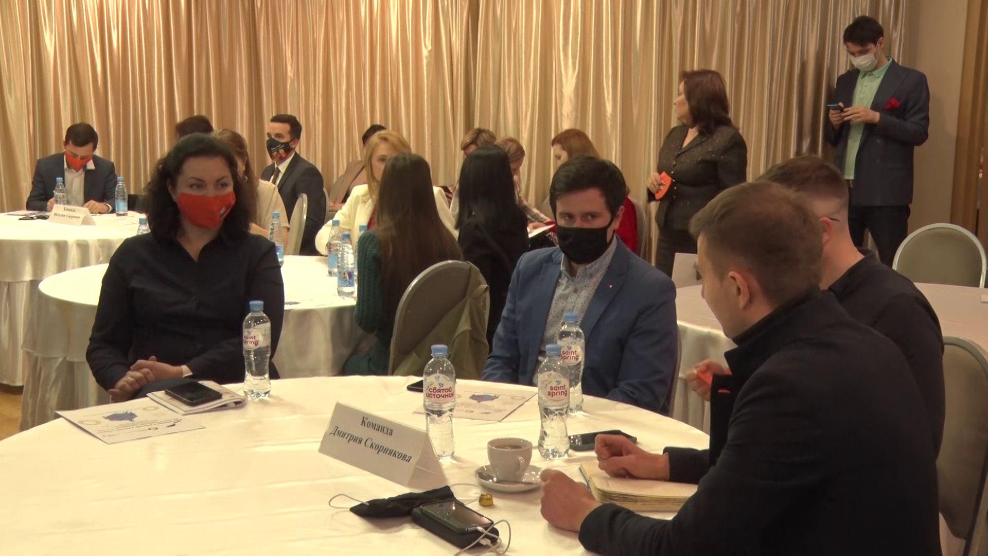 В Ярославле состоялся финал бизнес-шоу «Наставничество»