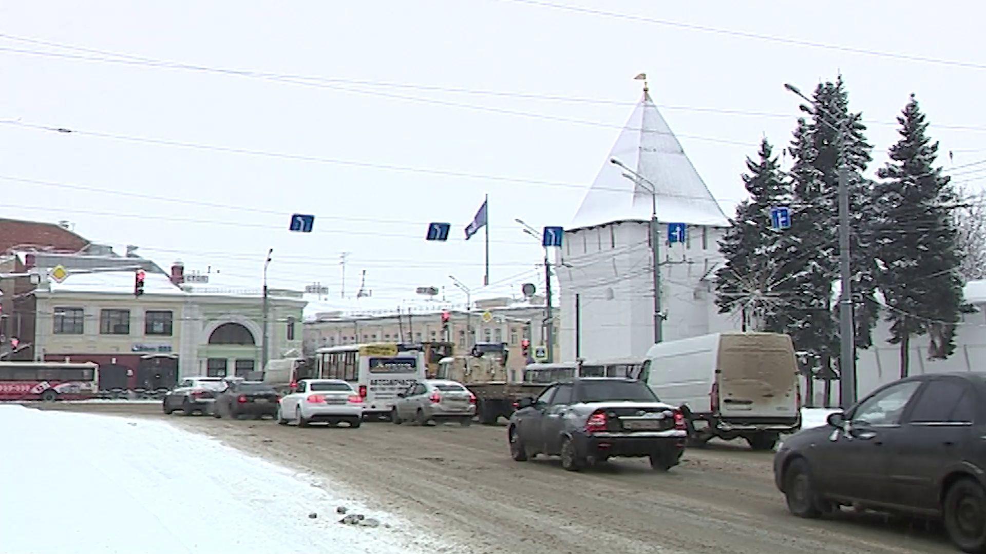 Ярославль на этой неделе накроет снежный циклон