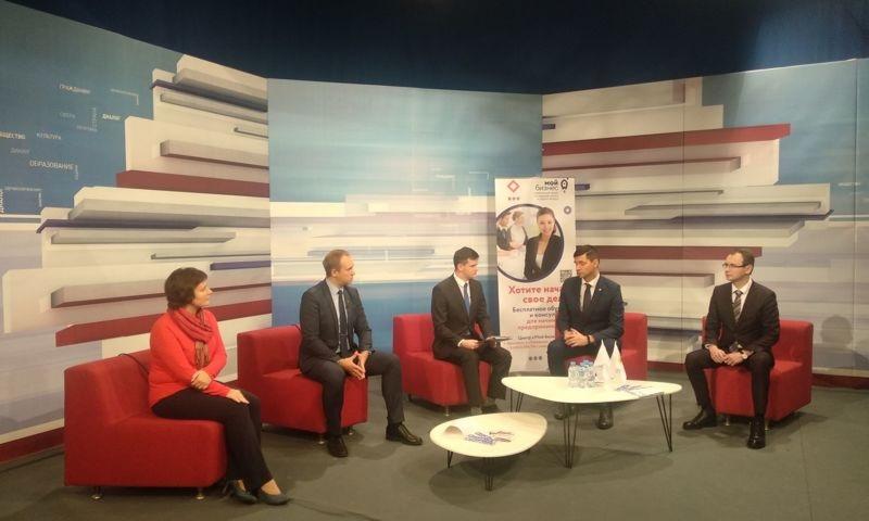 В Ярославской области обсудили меры поддержки бизнеса
