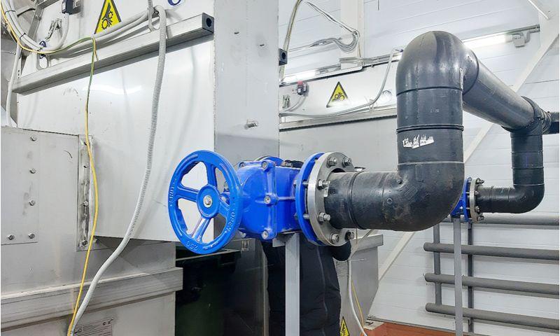 От Дюдьково до Рыбинска строится канализационный коллектор