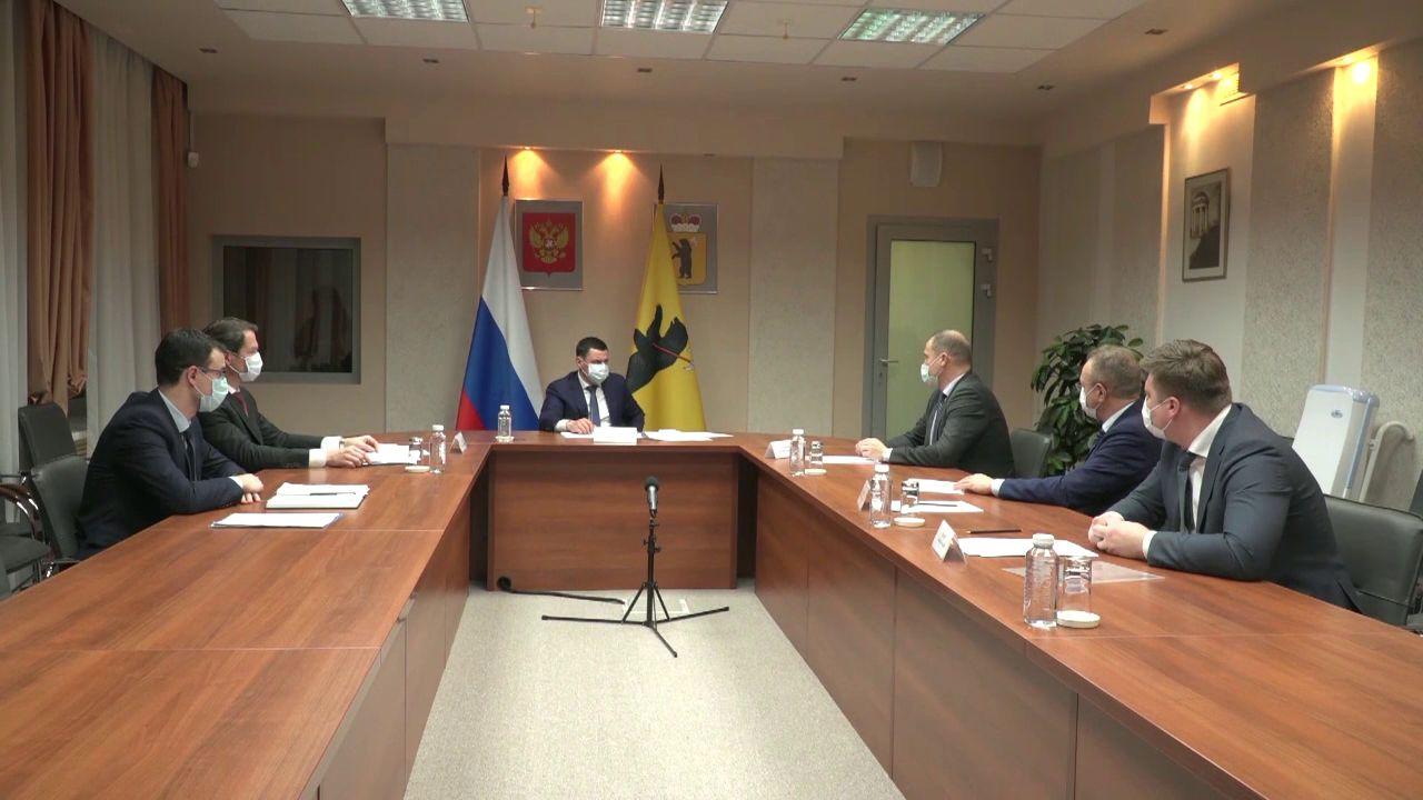 Дмитрий Миронов обсудил концепцию производства дизельных двигателей многоцелевого назначения