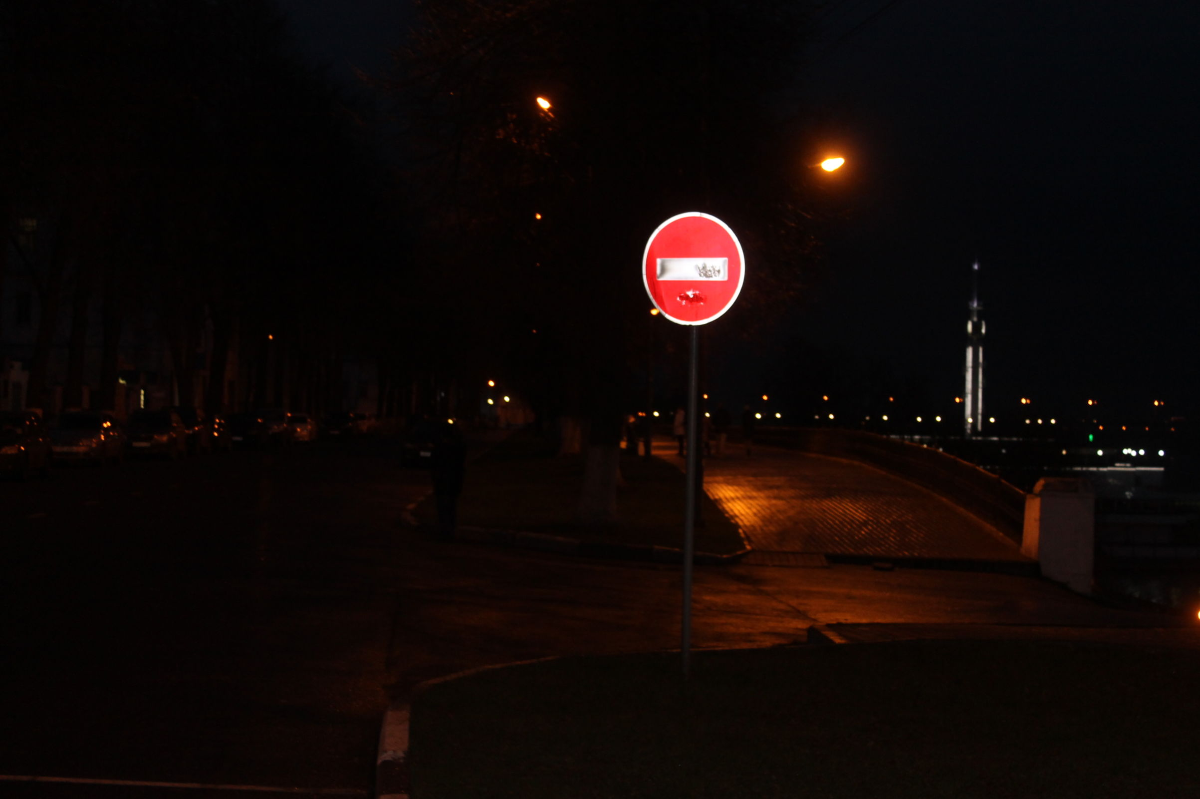 Ограничения движения введут в центре Ярославля на все новогодние каникулы