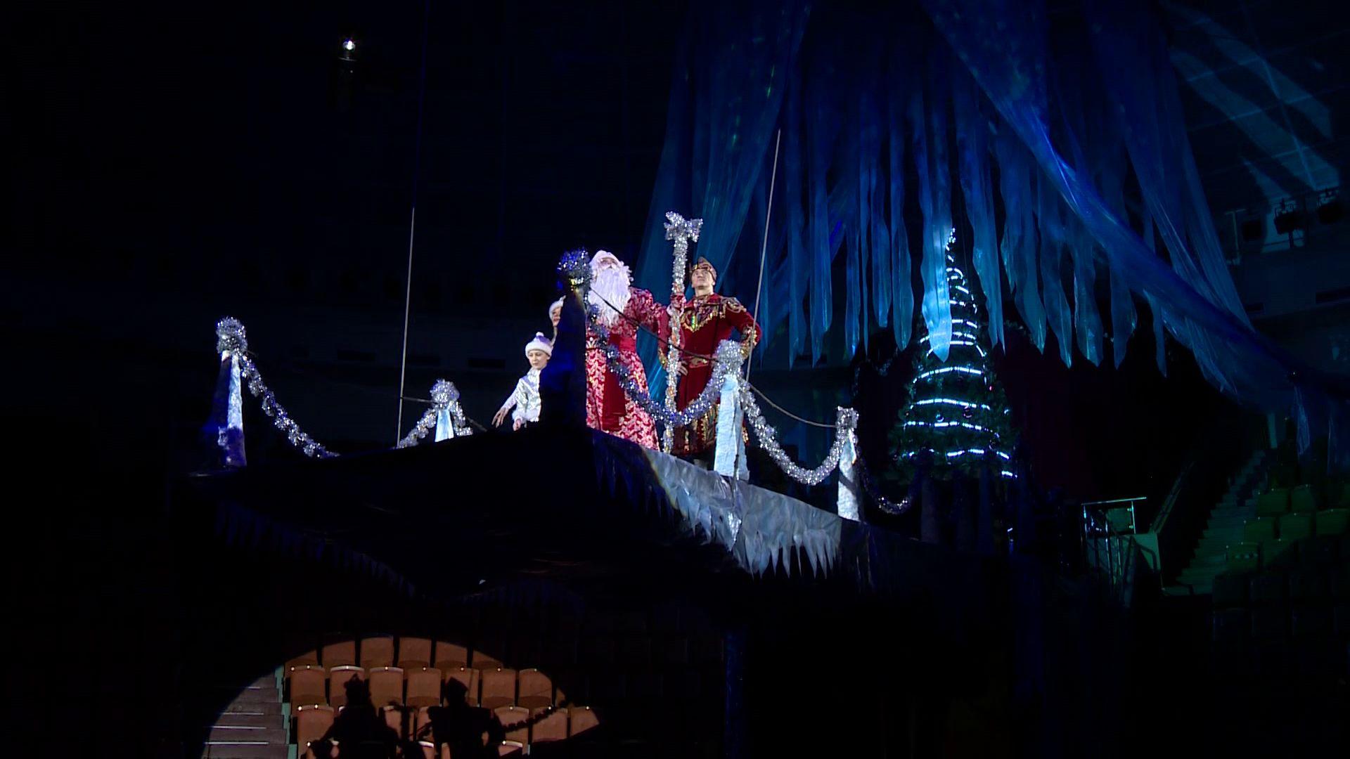 Ярославский цирк готовится к открытию