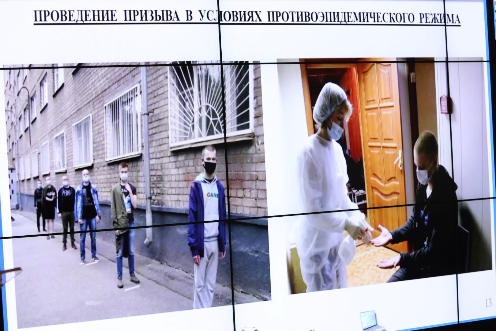В Ярославской области в этом году служить отправились более двух тысяч призывников