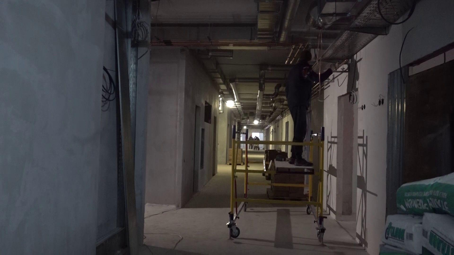 В Ярославле полным ходом идет строительство хирургического корпуса онкобольницы