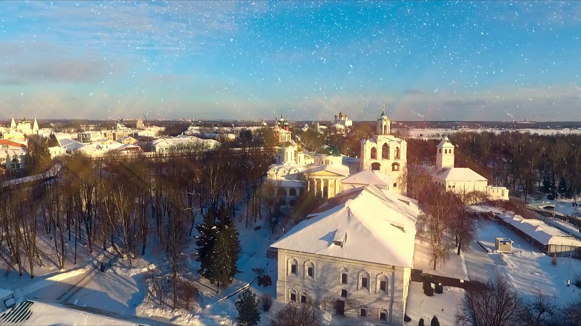Муниципалитет поздравил ярославцев с наступающими праздниками