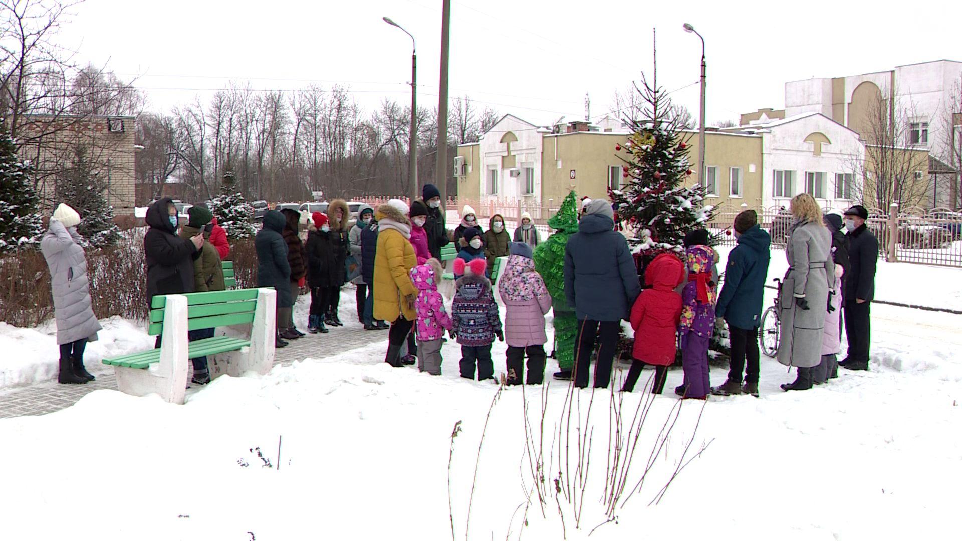 В областной детской больнице прошел праздник для маленьких пациентов