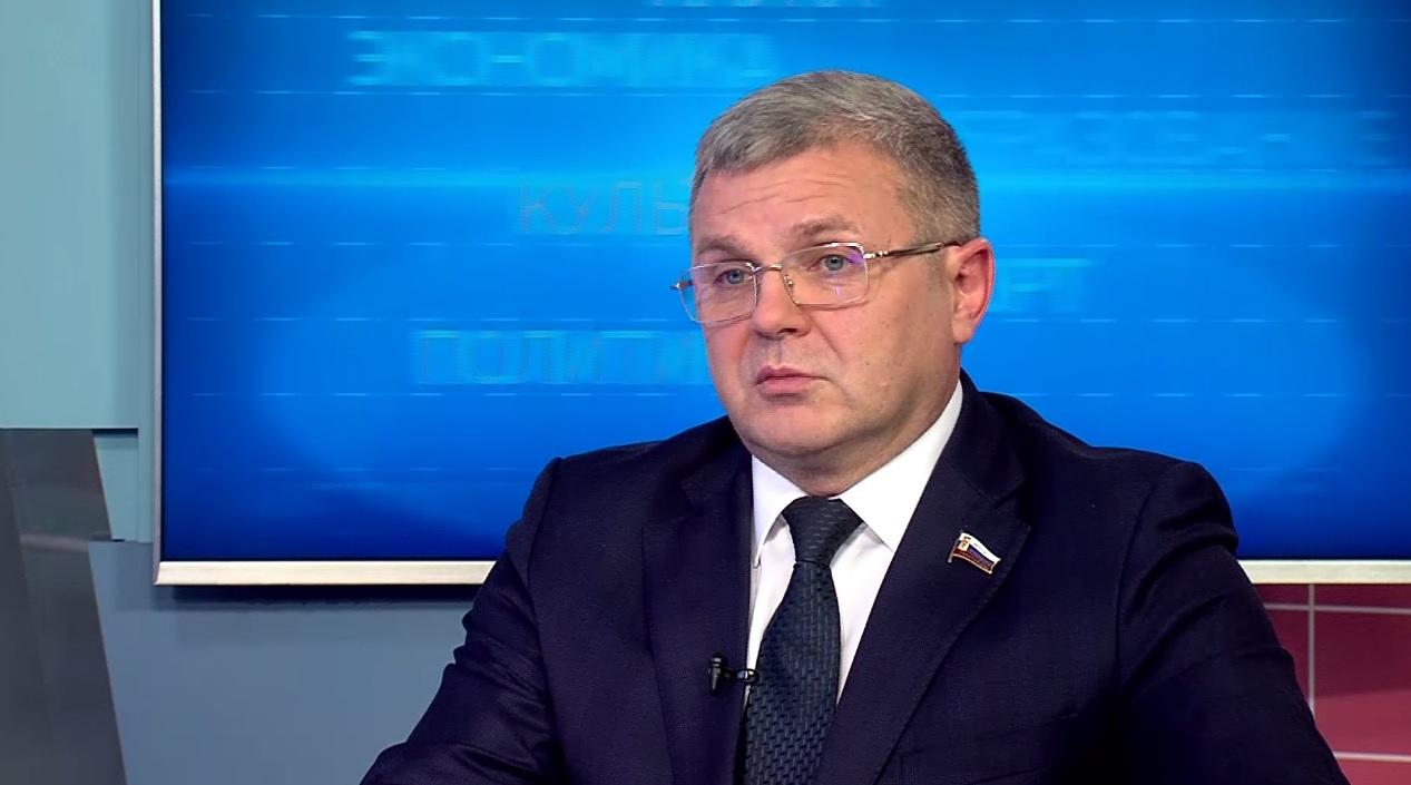 В ДТП погиб председатель Ярославской областной Думы