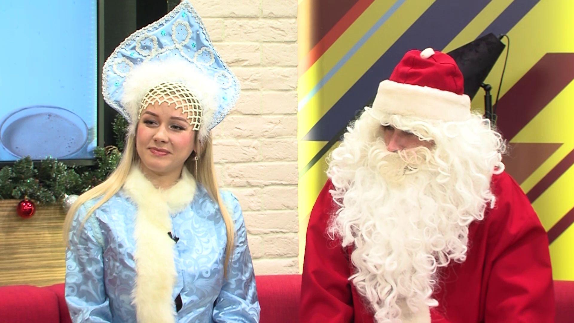 Утреннее шоу «Овсянка» от 30.12.20: учимся танцевать и общаемся с Дедом Морозом и Снегурочкой