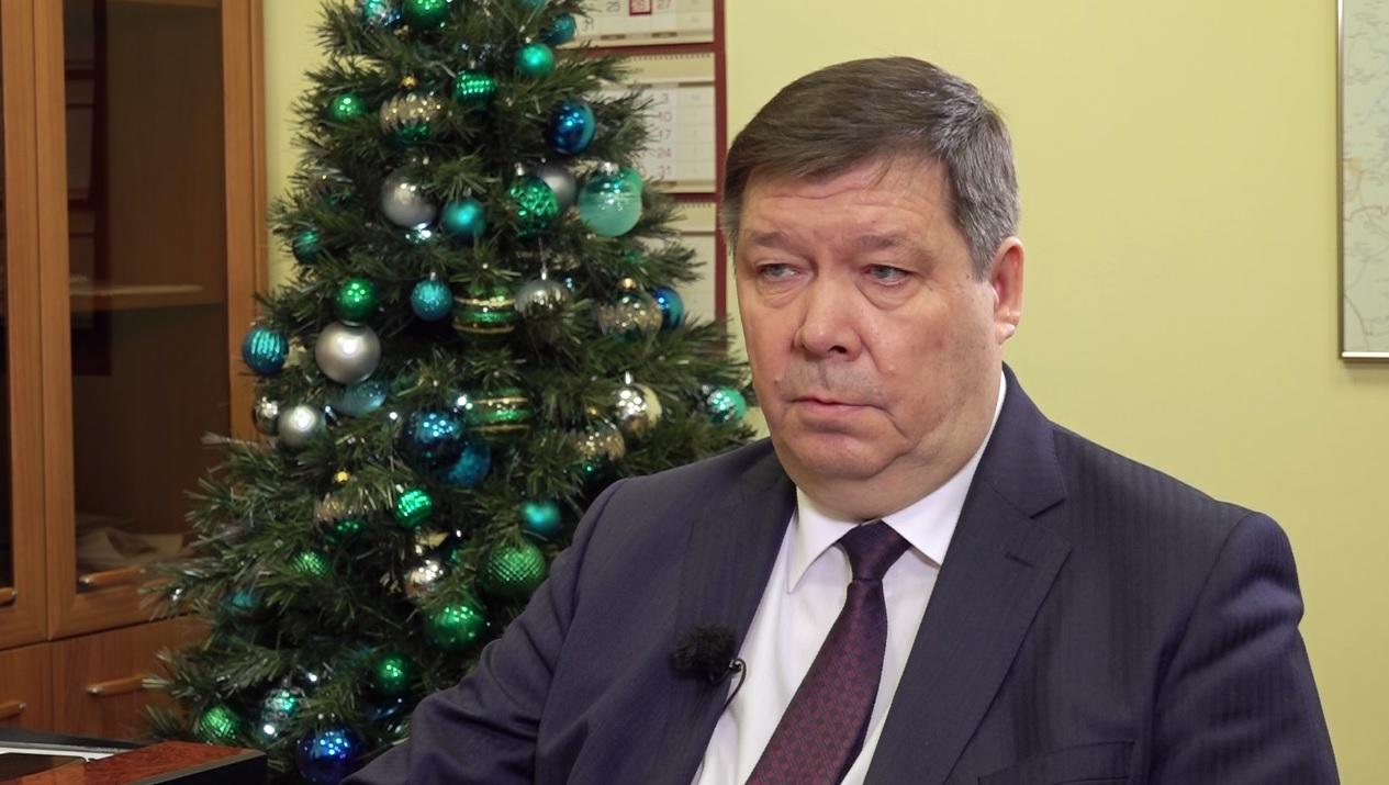 «В тему»: Анатолий Гулин – об итогах года в сфере здравоохранения