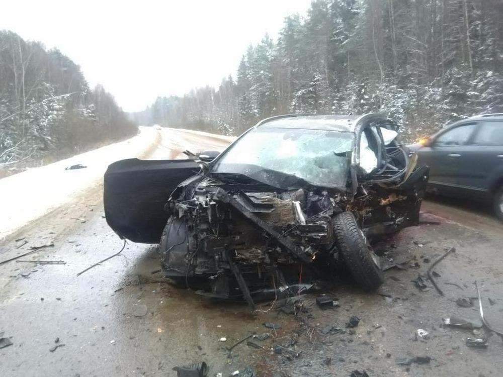 ДТП с участием председателя Ярославской областной Думы: женщина из второй машины скончалась в больнице