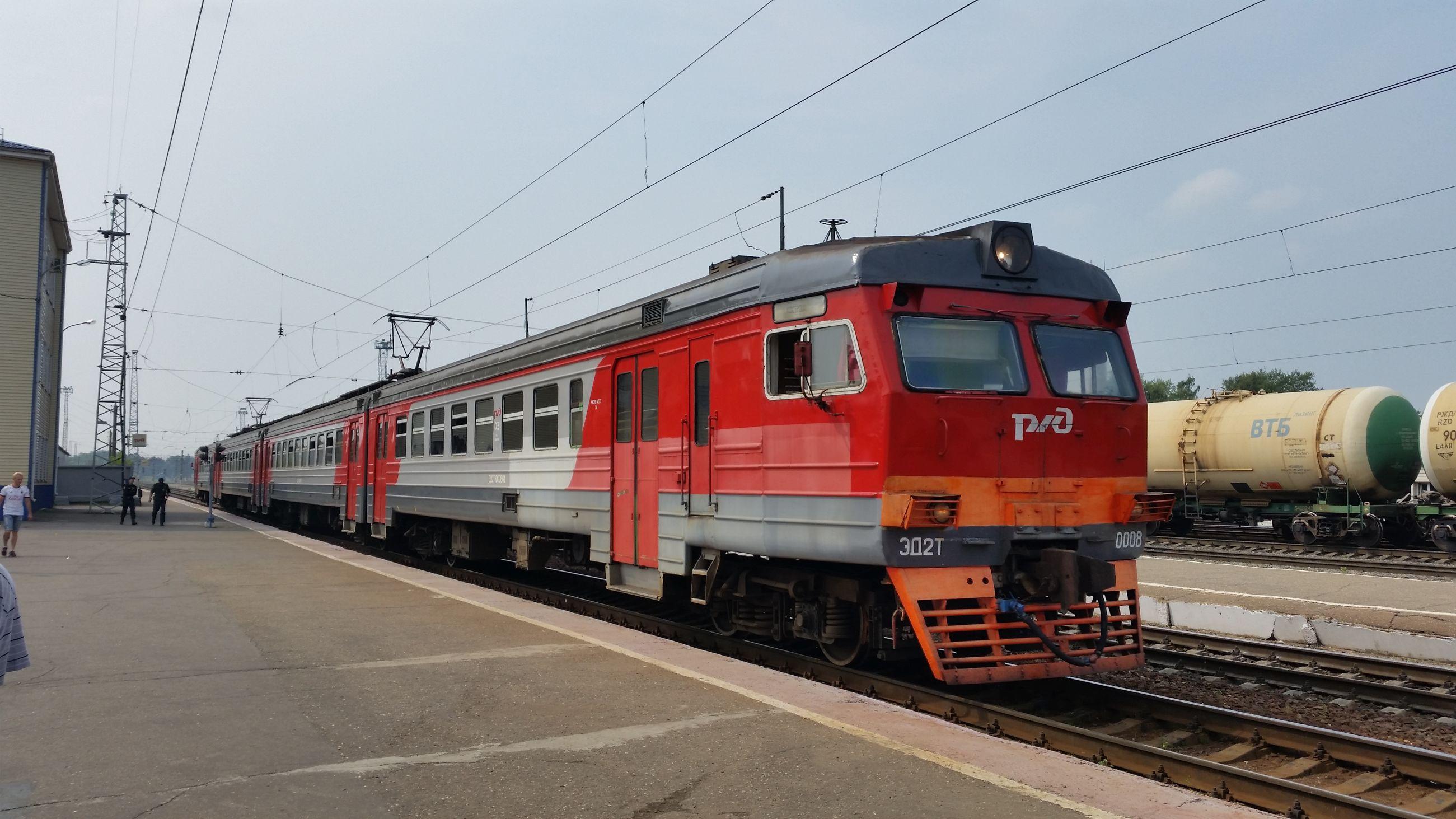 1 января в рейс из Ярославля отправилась первая на СЖД женщина – помощник машиниста