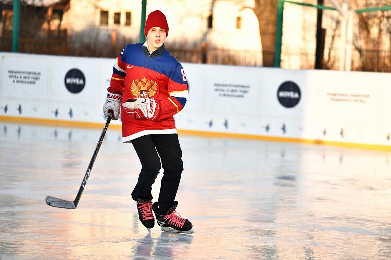 Бесплатно покататься на коньках ярославцы могут на 19 катках города