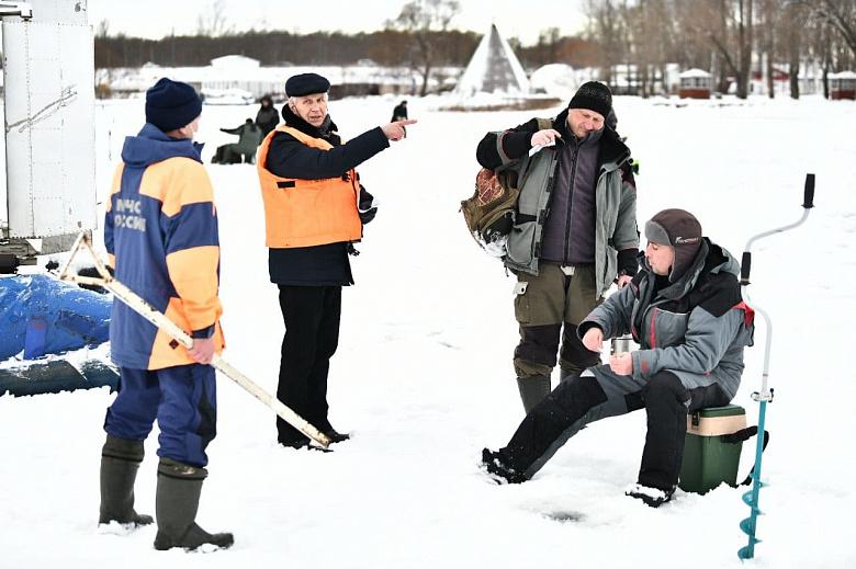 Тонкий лед: в Ярославле назвали опасные водные объекты