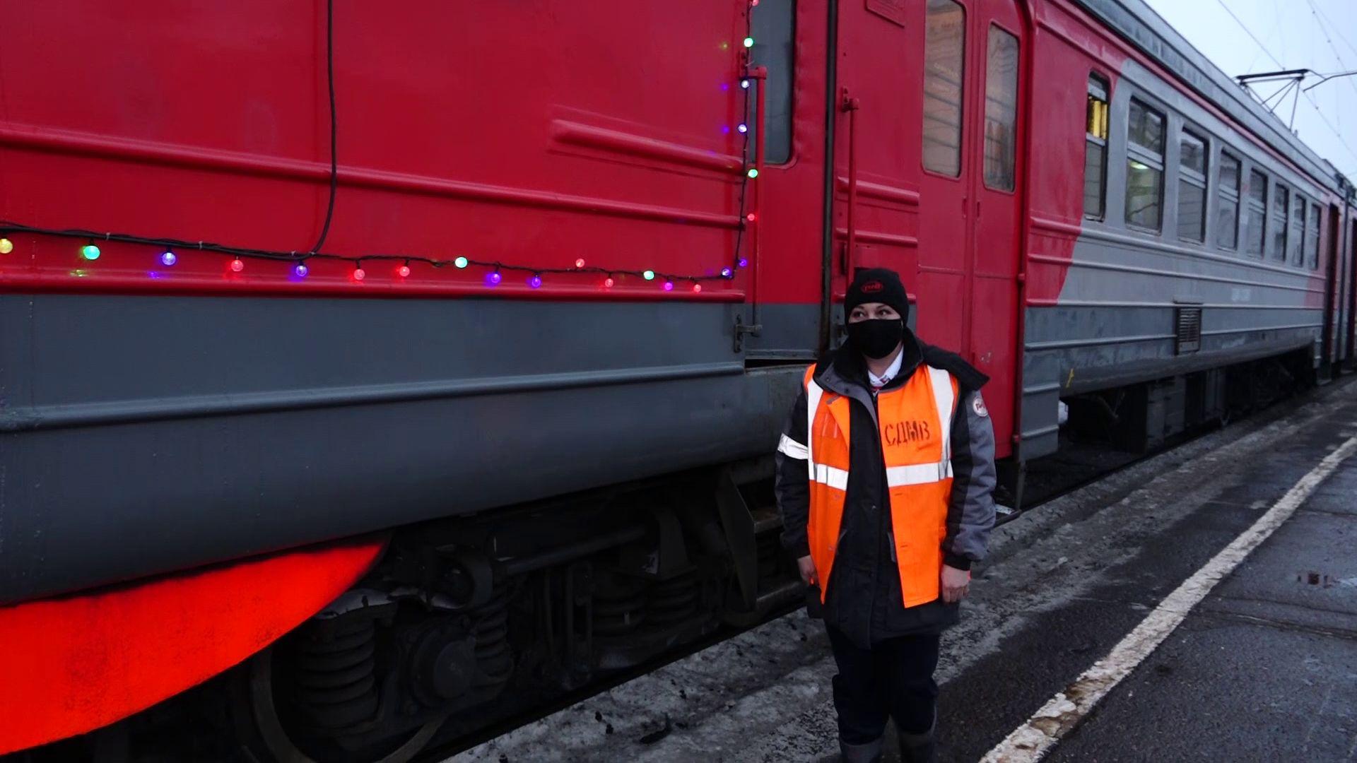 В Ярославской области появилась первая женщина – помощник машиниста