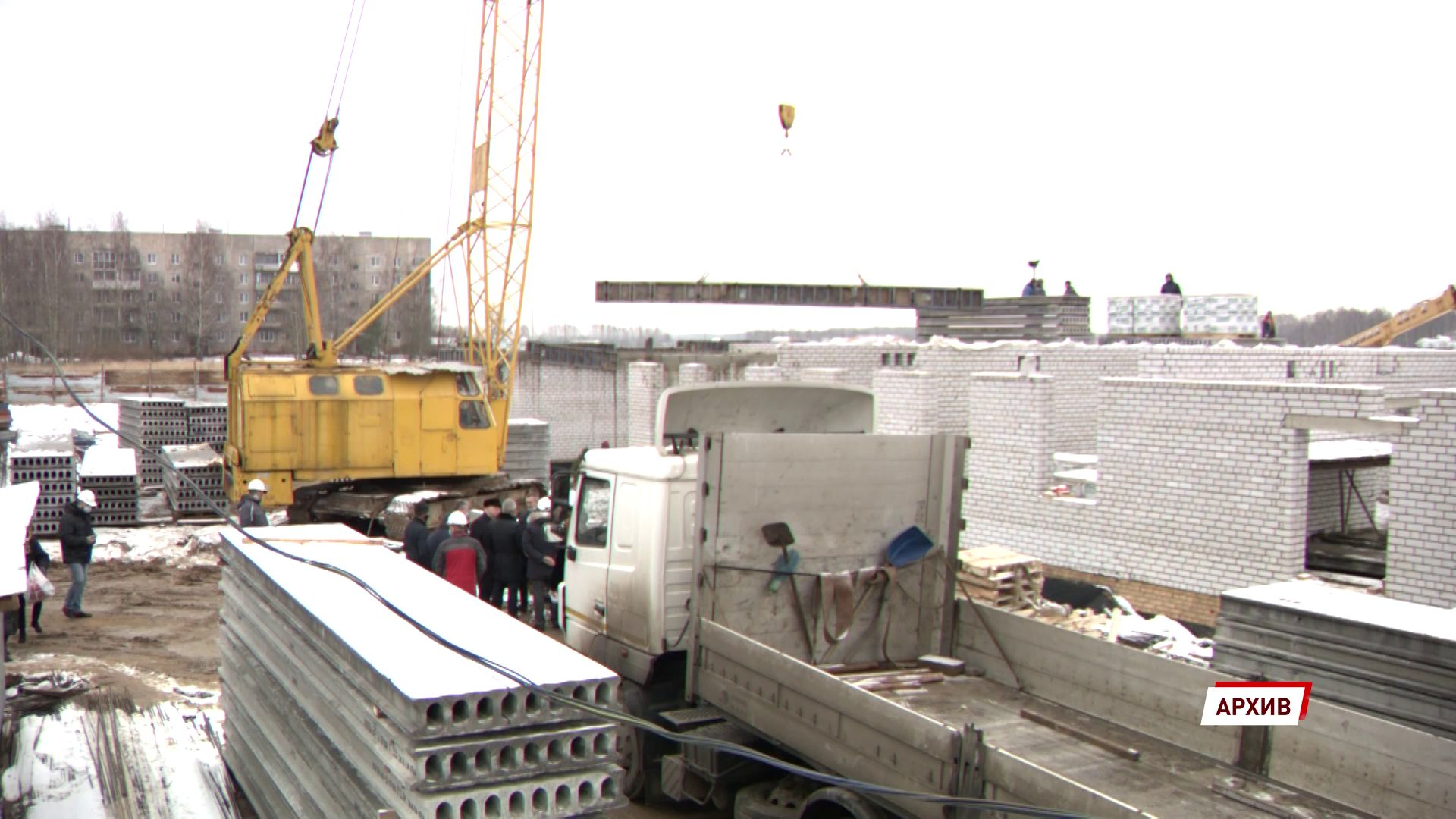 В области на соцстроительство будет выделено 4,5 миллиарда рублей
