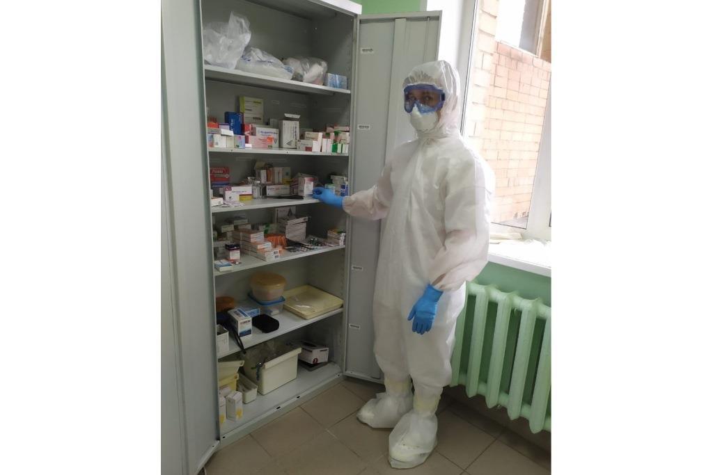 Препараты для лечения коронавируса на дому в Ярославской области получили уже почти десять тысяч человек