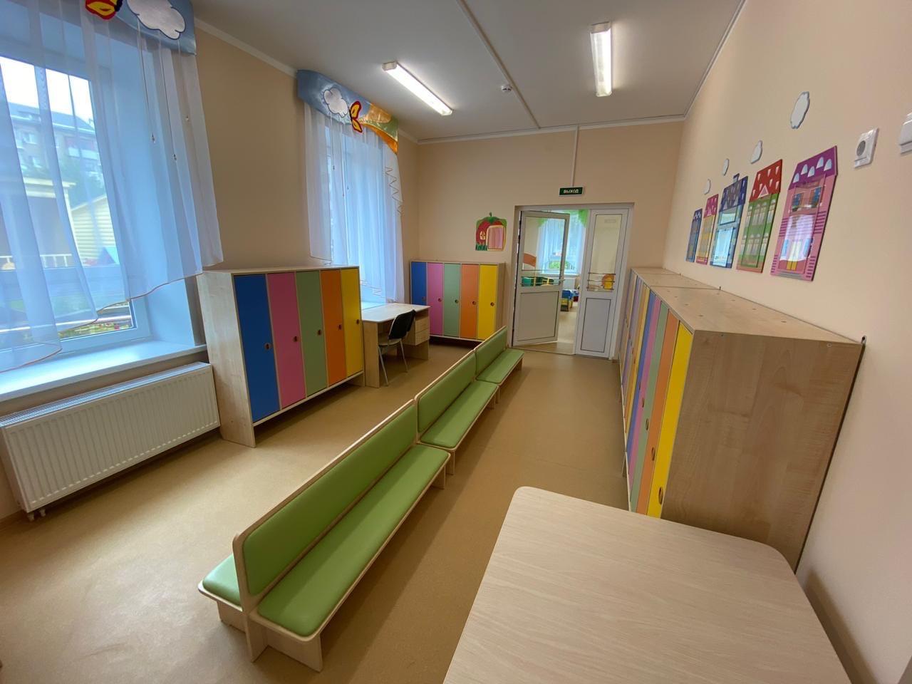 Дмитрий Миронов: потребность в местах в детсадах для детей 3-7 лет будет полностью закрыта