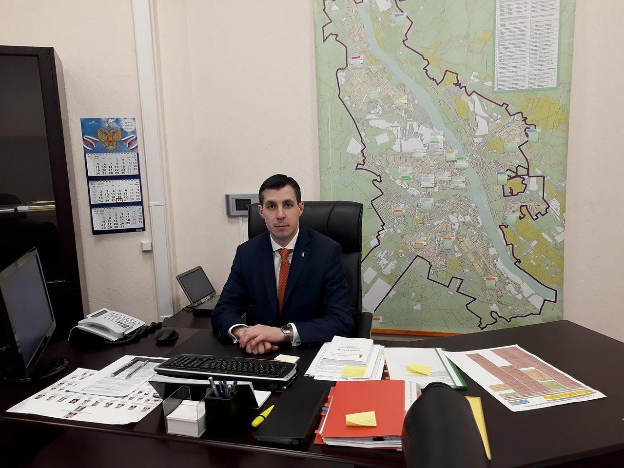 Руководитель ярославского департамента здравоохранения покидает свой пост