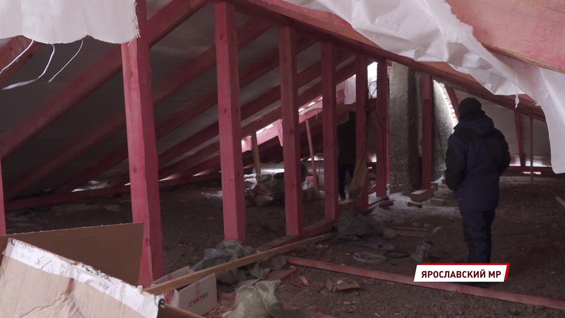 В Ярославской области подрядчики вышли на 20 объектов для капремонта
