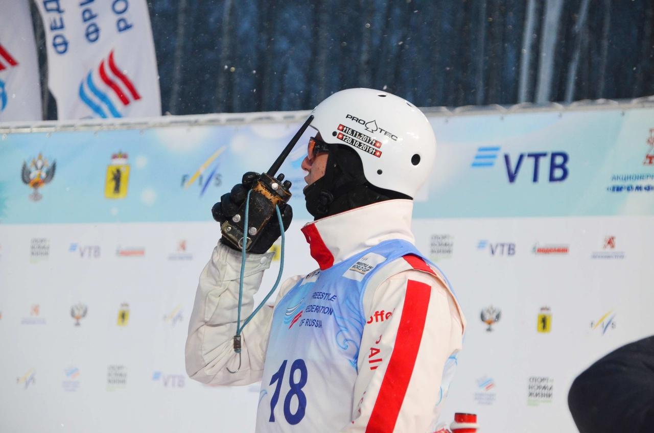 Надеемся на продолжение успеха: под Ярославлем продолжается Кубок мира по фристайлу