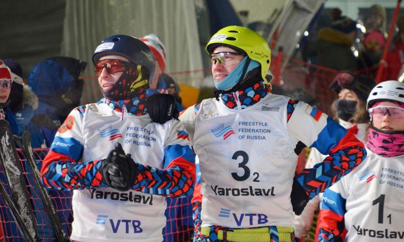 Россия одержала победу в командном зачете на этапе Кубка мира по фристайлу в Подолино
