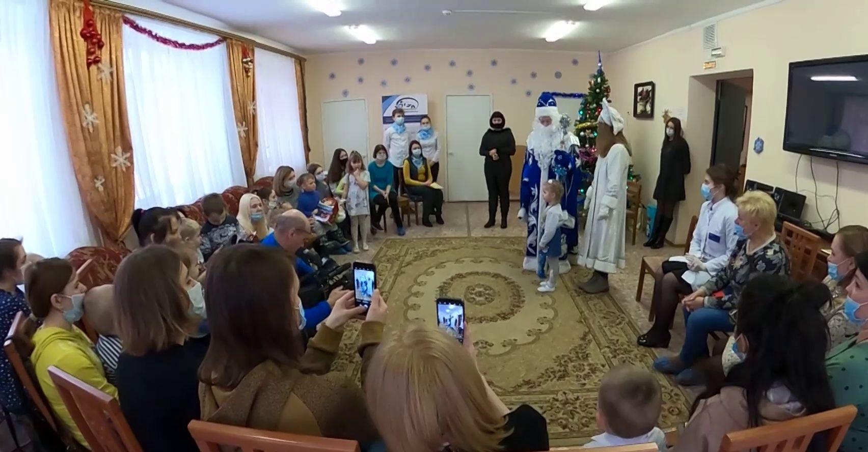 В Ярославле прошла акция «Рождественский подарок»
