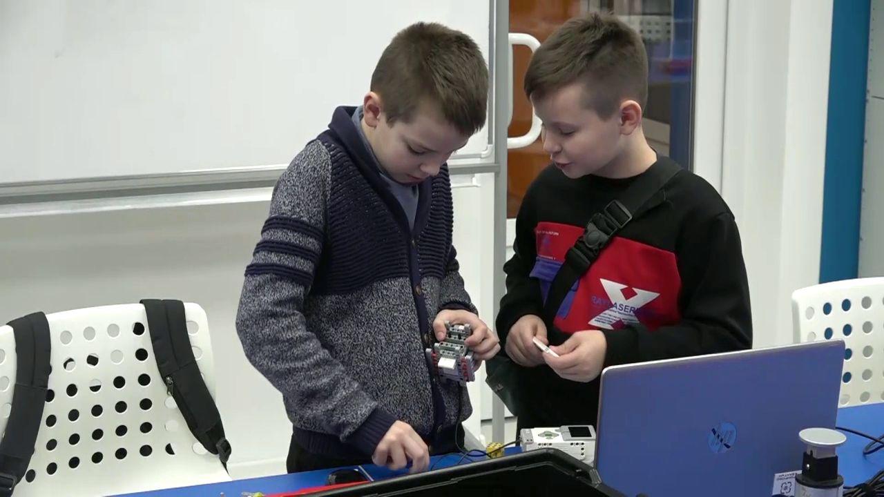 Ярославские вундеркинды презентовали свои проекты