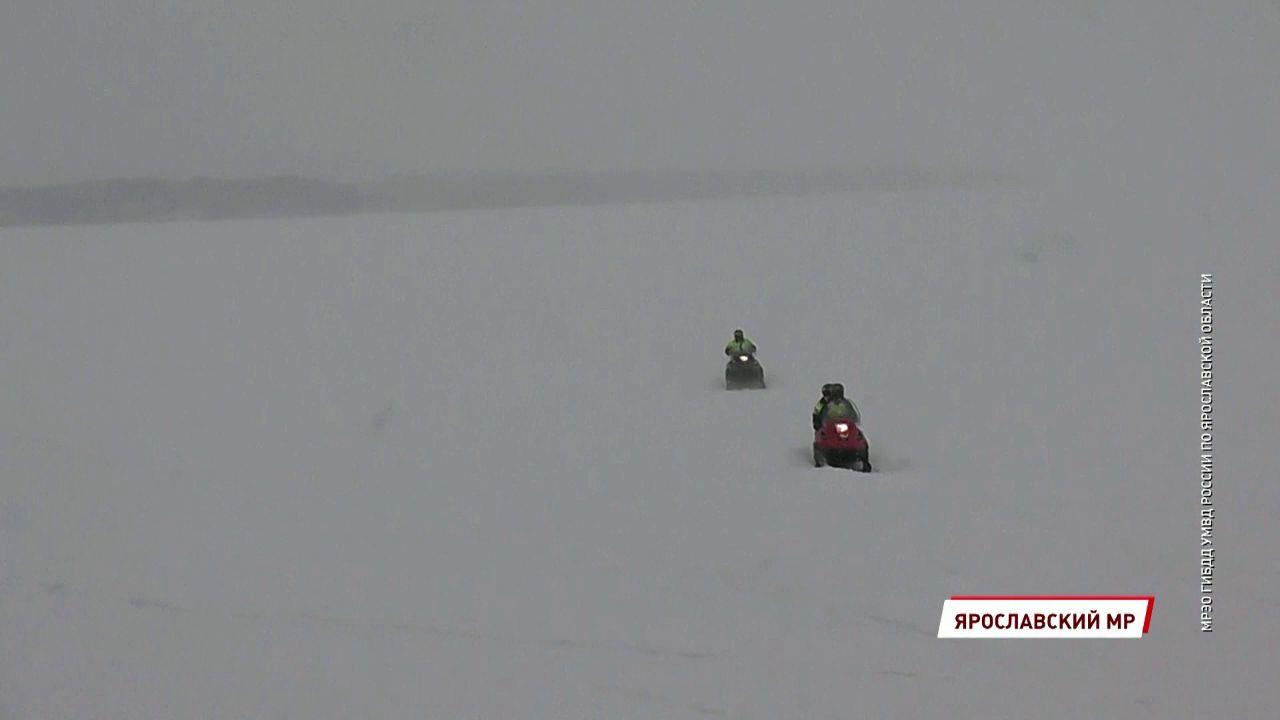 В Ярославской области продолжается операция «Снегоход»