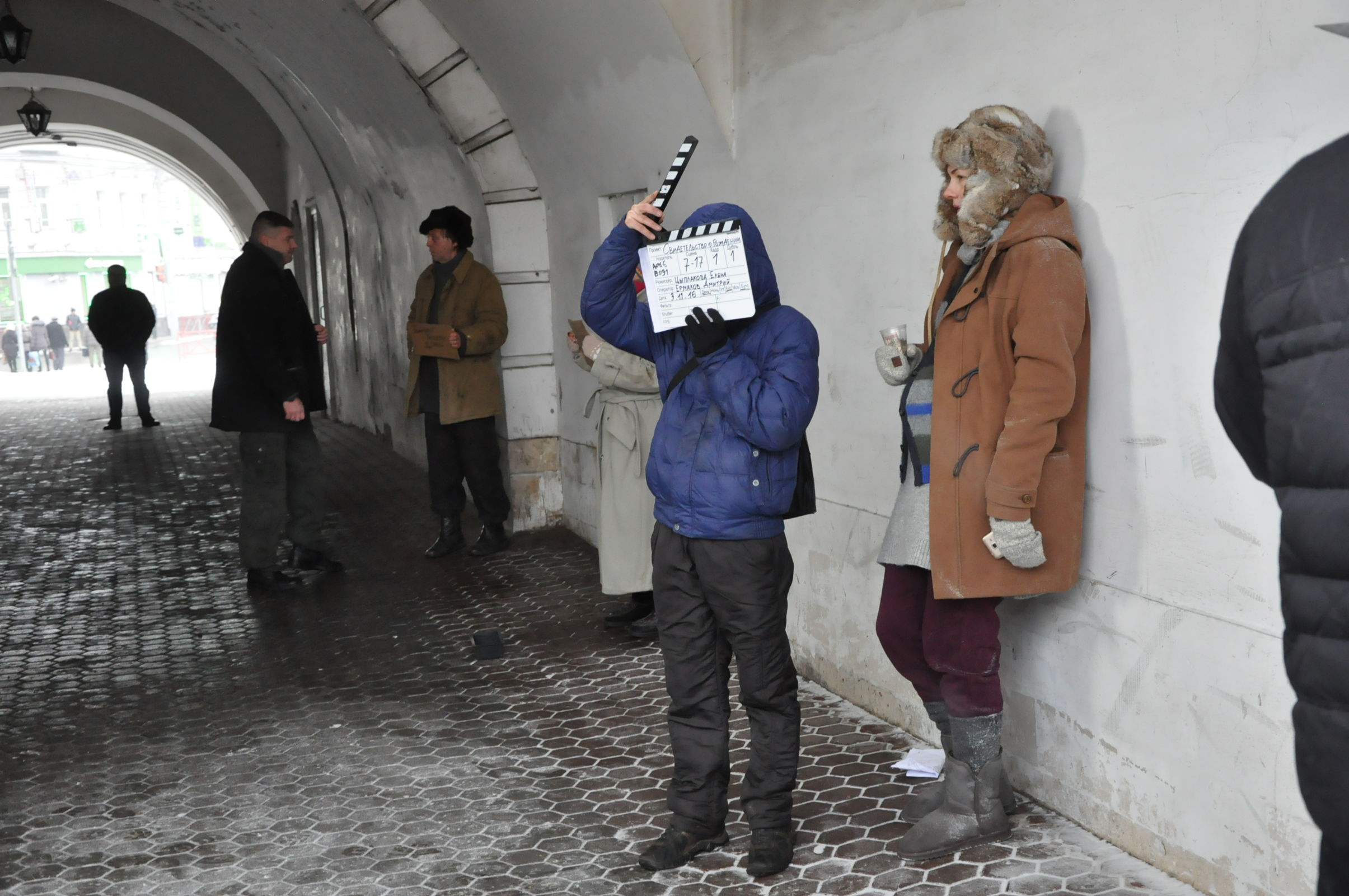 Дмитрий Миронов подписал соглашение о развитии теле- и кинопроизводства в Ярославской области