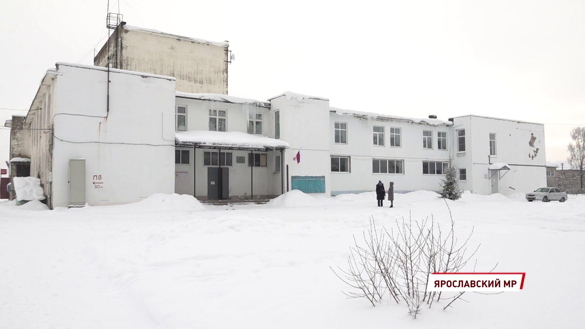 В деревне Глебовское закрыли единственный спортивный зал