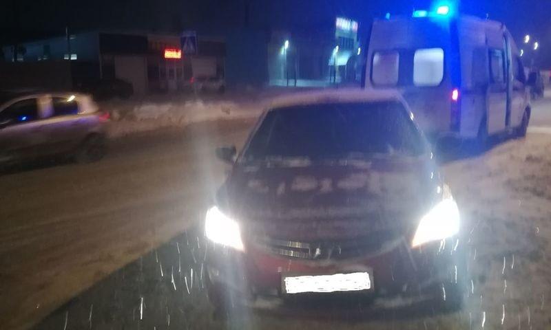 В Ярославской области легковушка сбила пешехода