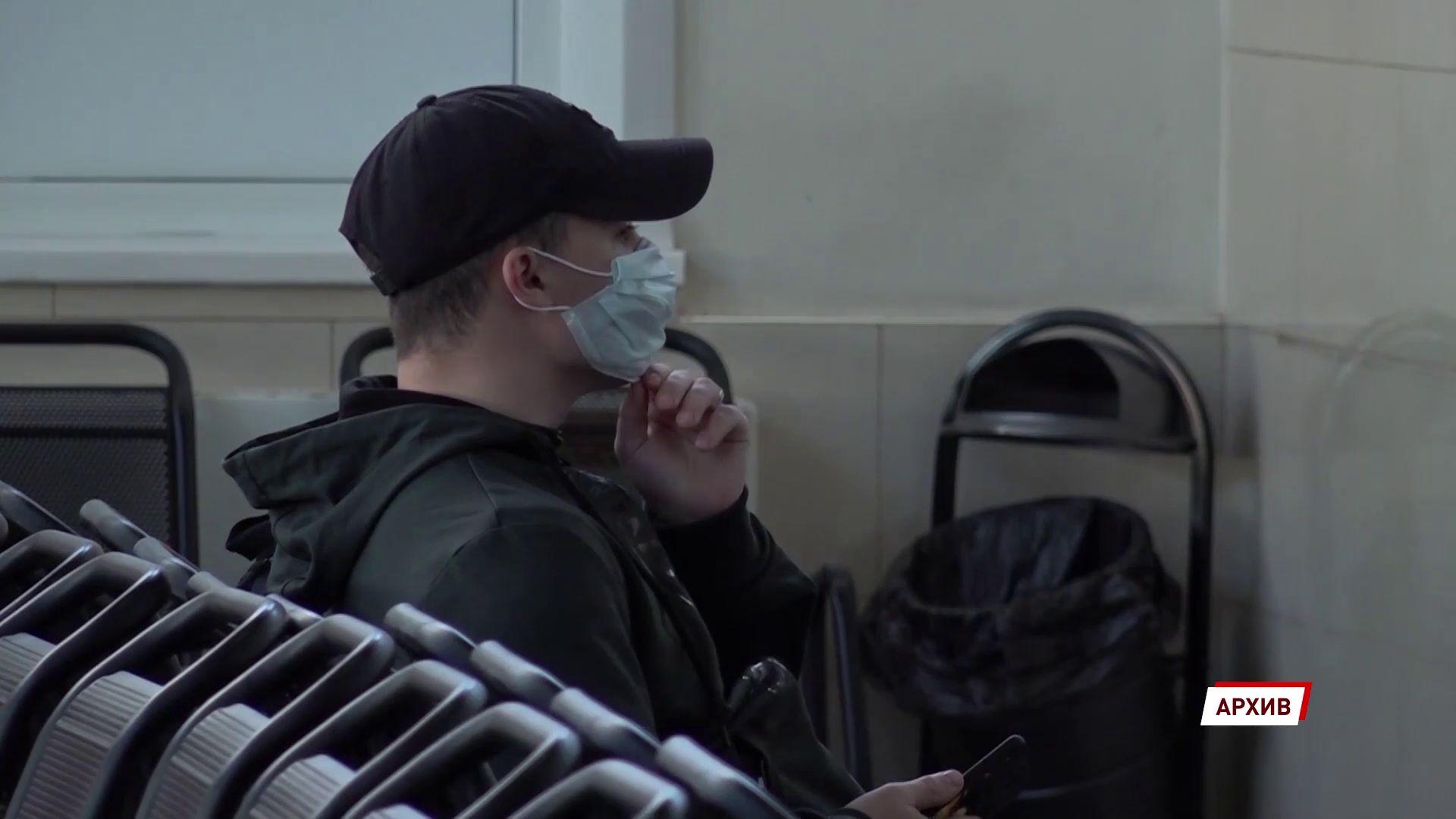 Ежемесячно предприятия Ярославской области выпускают до 15 миллионов медицинских масок