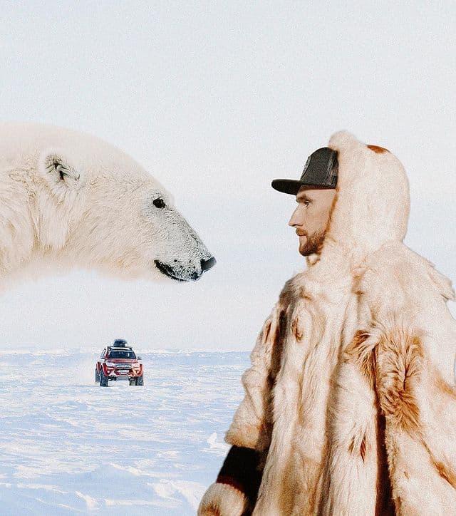 Ярославский арктический блогер отправился ставить мировой рекорд
