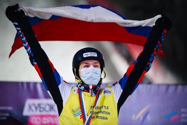 Ярославец одержал четвертую победу подряд на Кубке мира по фристайлу