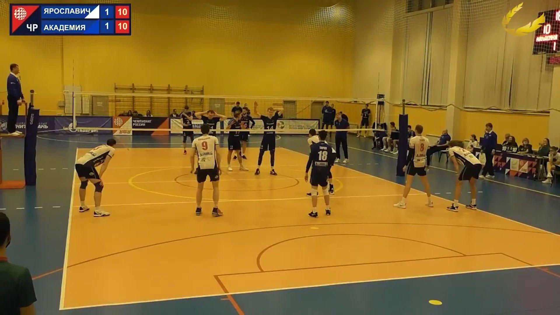 «Ярославич» выиграл Западную зону на первом этапе чемпионата Высшей лиги «А»