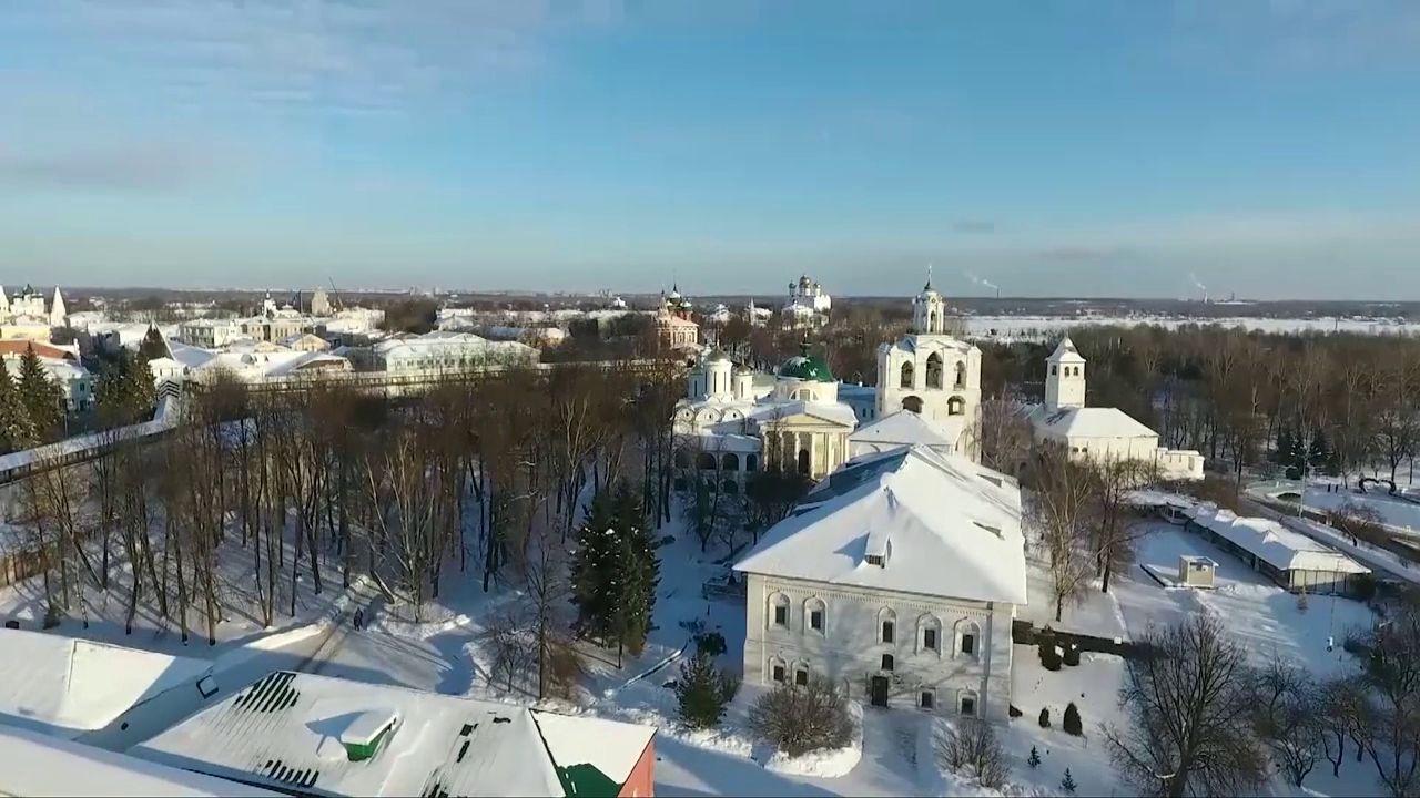 Ярославский музей-заповедник отпраздновал 156 лет со дня основания