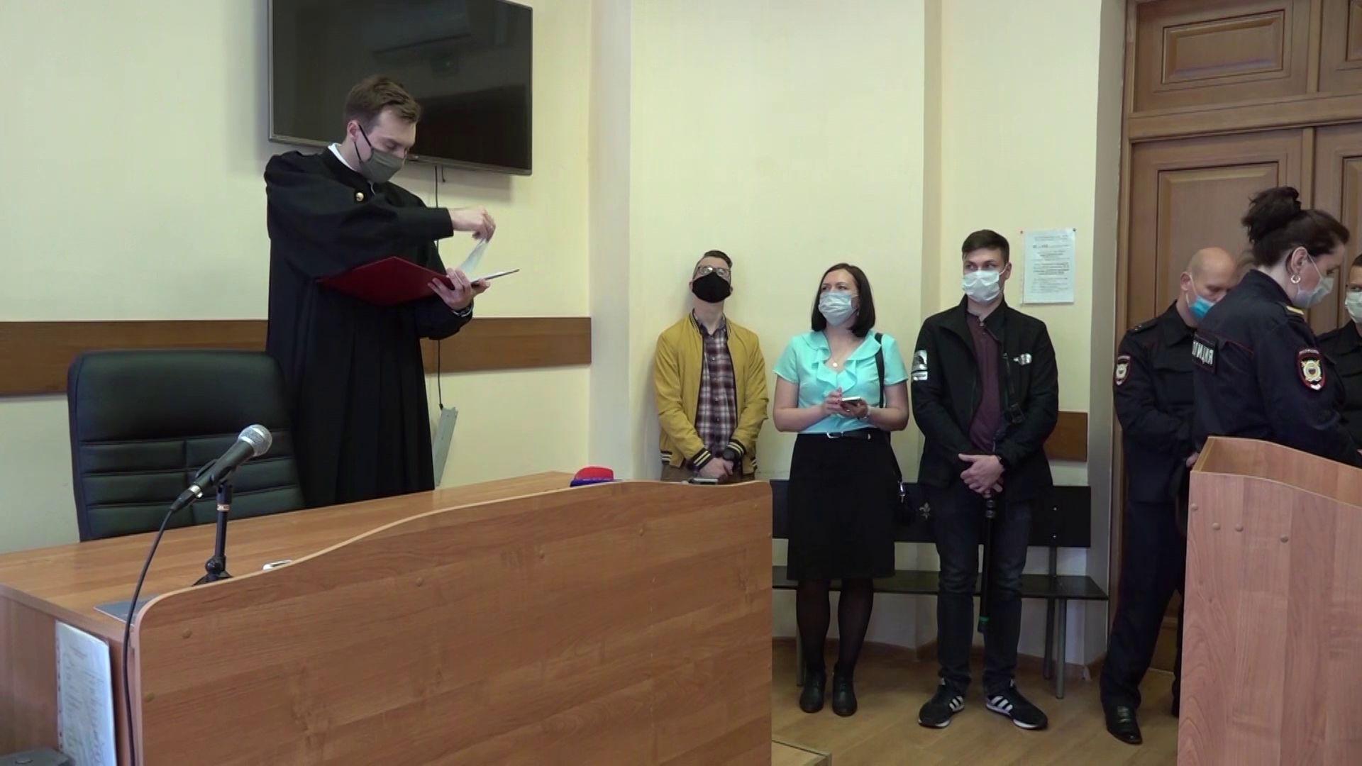 Кировский суд Ярославля разбирается в обстоятельствах уголовного дела руководителя строительной организации