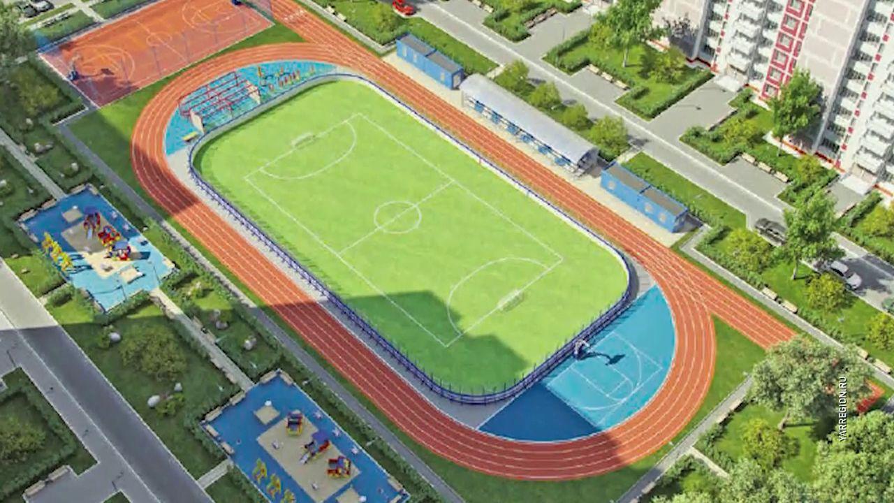 Дмитрий Миронов: «Новый ФОК станет первым крупным спортивным объектом в Пошехонье»
